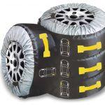 Чехлы для хранения колес авто