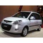 Модельные авточехлы в салон автомобиля Hyundai Matrix (2001-2010)