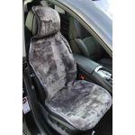 Накидки на сиденья автомобиля Натуральный мех (Короткий Ворс)